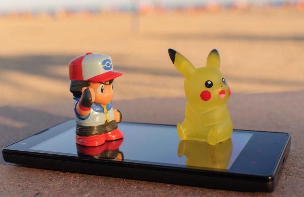 Pokemon Go Business